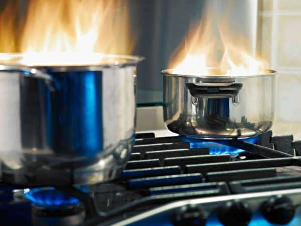 Kitchen Fires: Leading Cause of Fires in Homes