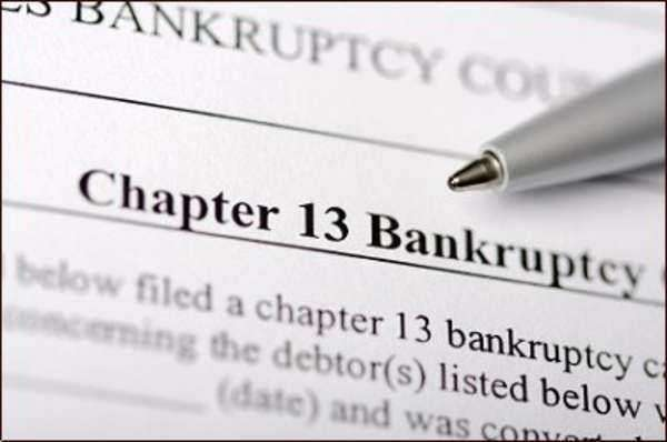 Chapter 13 Bankruptcy Statistics