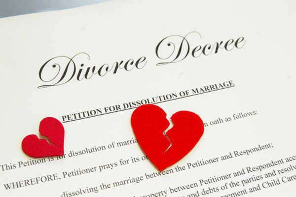 Divorce Forms and Documents