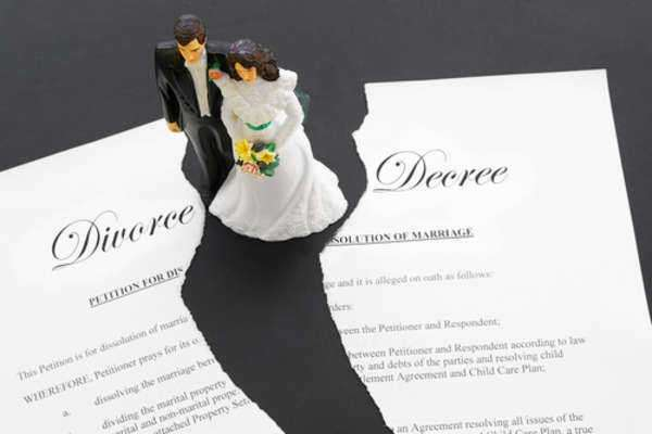 File For Divorce in Oklahoma