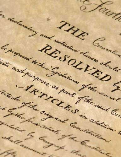 Who Are The Constitution Authors and Signers