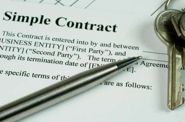 Where Can I Find Sample Contract Forms?