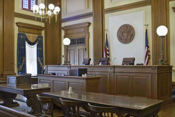 ND Courts At A Glance