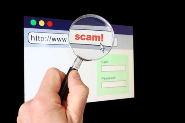 Utilizing Computer Networks Phishing Scams