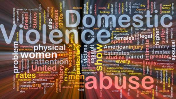 The 4 Stages of Battered Woman's Syndrome