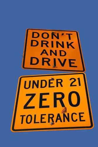 Zero Tolerance Laws
