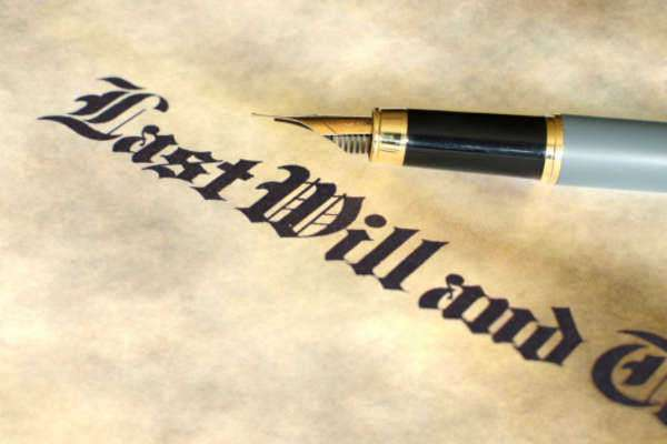 How To Probate A Will