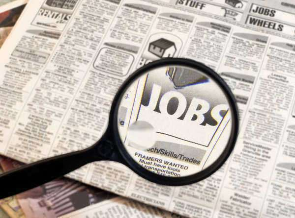 Employment Rates: Highest In Three Years