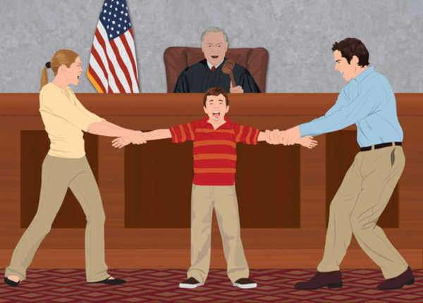 Child Custody Laws in Wyoming