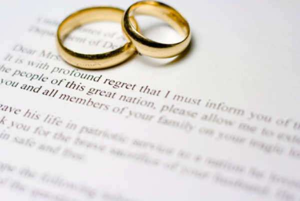 Marriage Forms