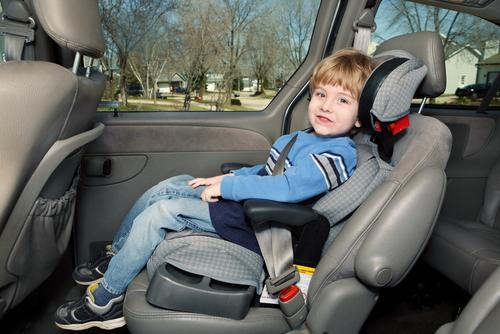 Select Evenflo Big Kid Booster Seats Recalled